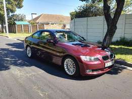 Beautiful BMW coupe for hire - Matricballs/Prom/Weddings/Chauffeur