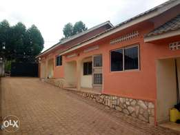 Prestigious two bedroom house is available for rent in Kira at 400k