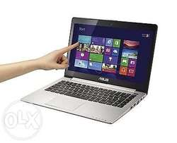 Almost brand new ASUS S400C ultrabook