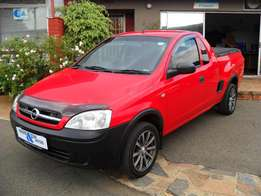 2008 Opel Corsa Utility Club 1.4i Immaculate Condition