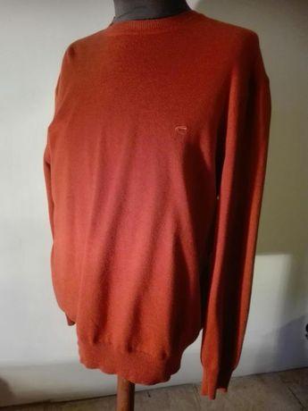 8be8eae7633a81 Sweter, swetry męskie rozmiar L Camel Activ - Sanok - Sprzedam 2 swetry  męskie,