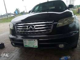 Fairly used Infiniti Fx45 2004 model