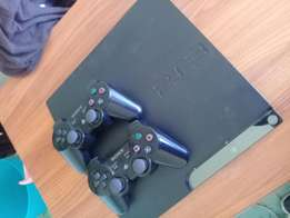 Ps3 with fifa 17,15 and Gta V