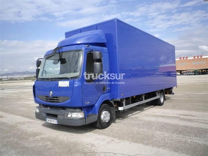 Renault Midlum 220.12 - 2013