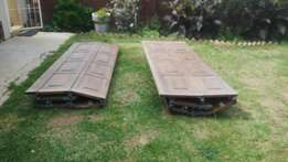 Garage doors for sale - wooden