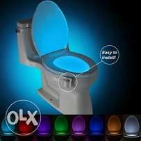 Automatic Motion Sensor Toilet light
