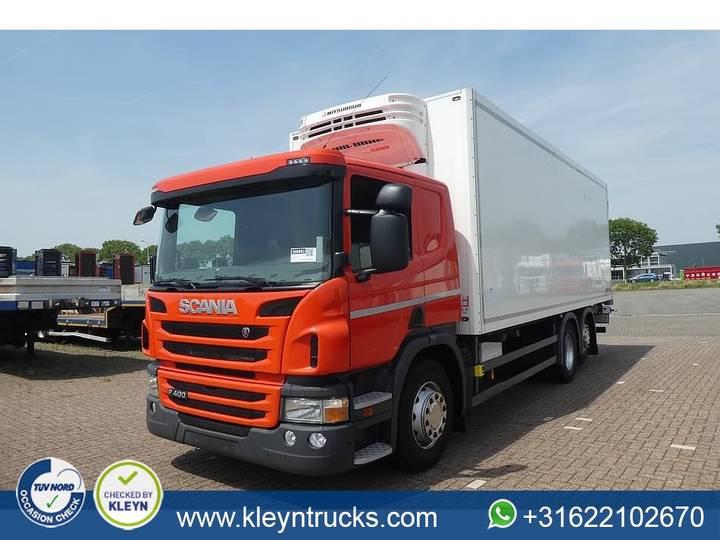Scania P400 6x2*4 - 2014