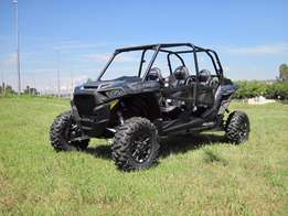 4 Seater Polaris RZR 1000 Turbo