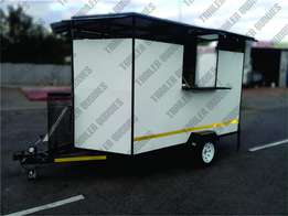 Fast food trailer for sale
