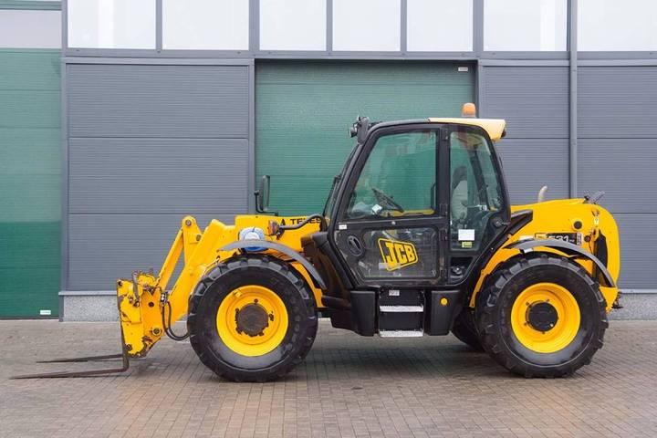 JCB 531-70 Agri Plus - 2009