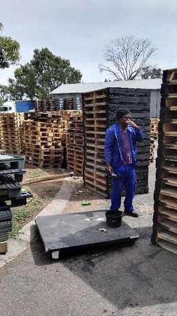 Pallets for sale including delivery!!! Best quality!!! East Rand - image 5