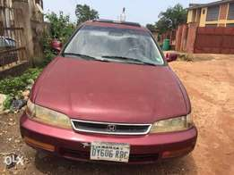 Sharp honda Accord Bulldog For Sale now