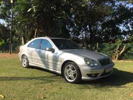 Reduced - Mercedes Benz C32 AMG - Low Mileage