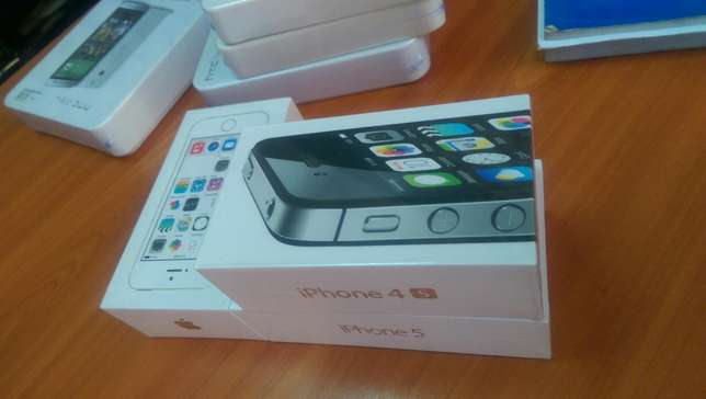 Apple Iphone 4s 64GB Nairobi CBD - image 2