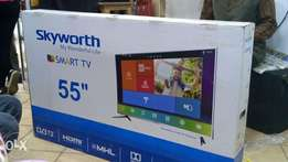Sky worth 55 inches smart tv