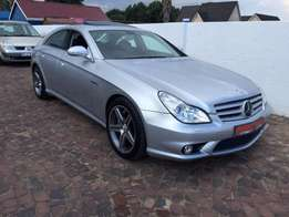 2007 mercedes-benz cls cls63 amg,like new Collectors item