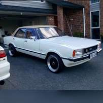 Wanted Ford Cortina 3.0 Ghia Auto