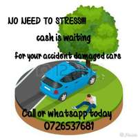 Let us take the stress out of selling your car