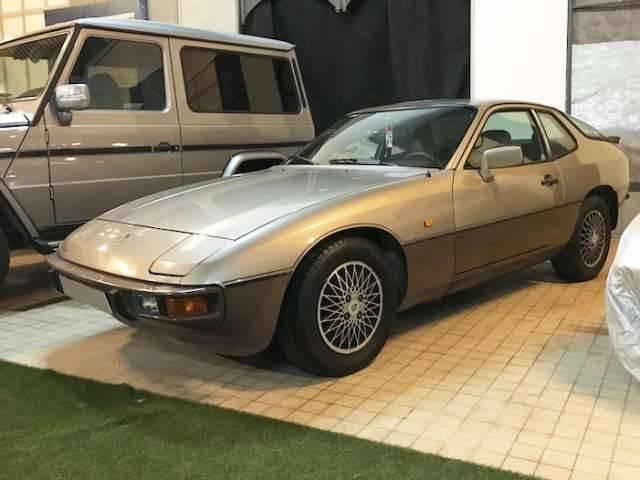 Porsche 924 COUPE - 1981