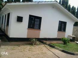 3bedroomed bungalow in Bustani estate Nyali