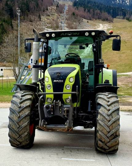 Claas arion 540 cebis - 2014