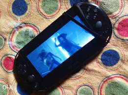 Sony PS Vita with 64gb mem card