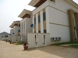 4Nos 4bedroom terrace duplex +BQ for Rent or Lease in Asokoro.