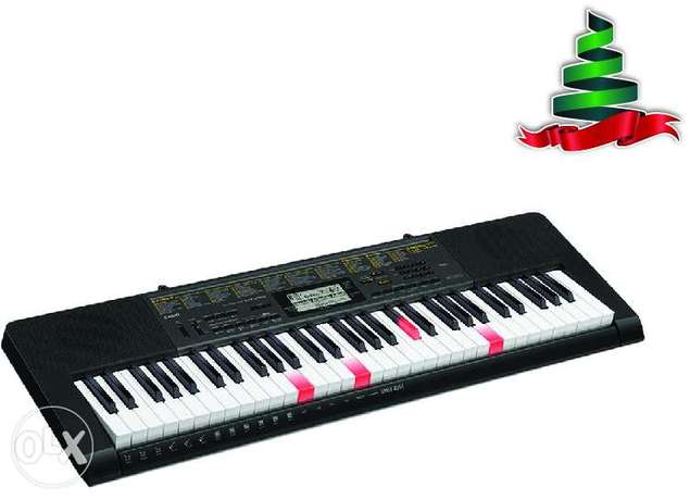 Brand New Casio LK-265 Electronic Keyboard