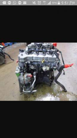 QG18 engine for sale ex Japan Nairobi CBD - image 6