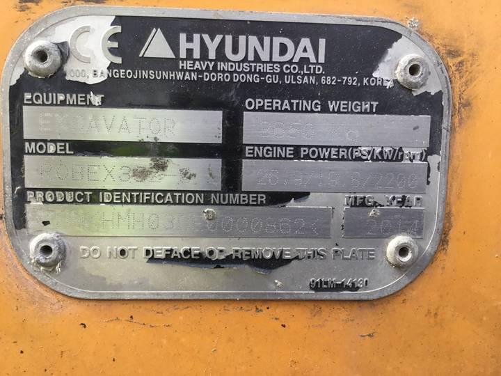 Hyundai Robex 3.5z-9 - 2014 - image 7