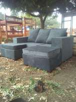 A new 4 seater couch on sale
