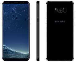 Samsung S8+ 64GB 4GB RAM 12/8MP Camera