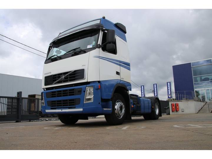 Volvo FH12.400 - MANUAL - 2007