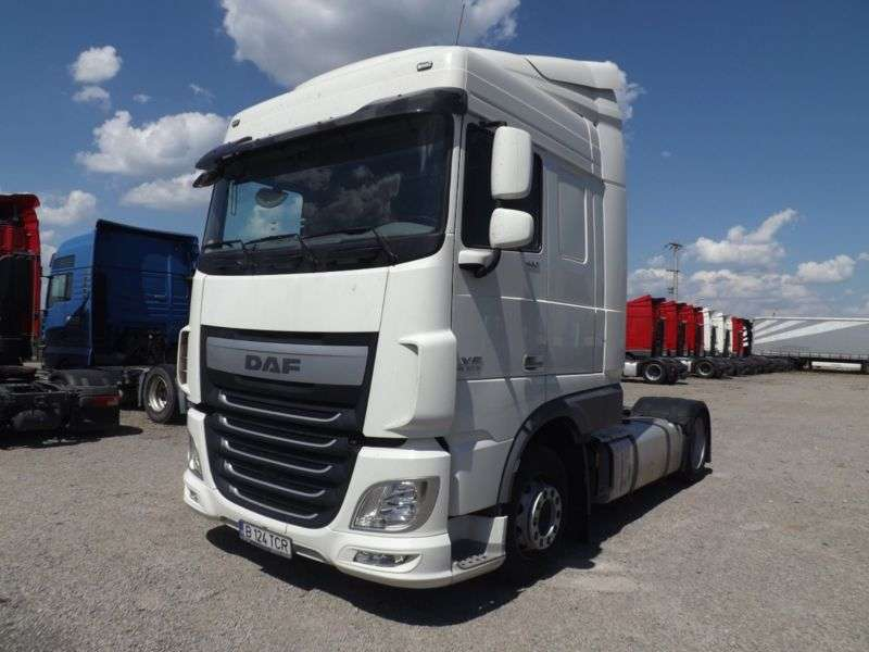 DAF XF 105.460 Space Cab E6 / Leasing - 2016