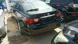 Toyota Mark X 2010 model. KCP number Loaded with Alloy rims, good mus