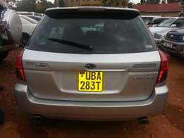 Subaru Legacy out back UBA 273T