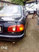 Manual. Corolla forsale