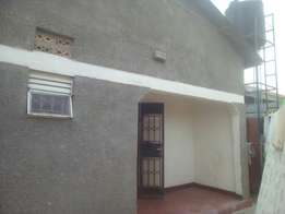 Two bedrooms self-contained house for rent in Luzira for rent