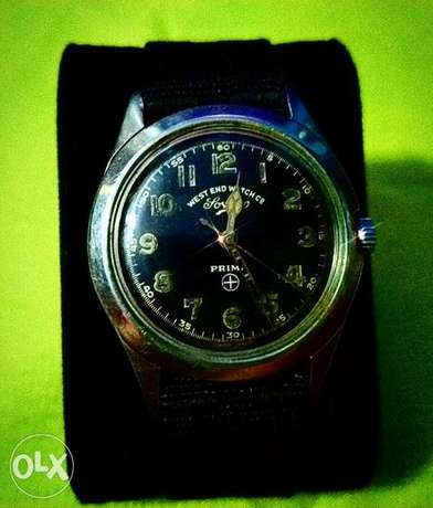 WEST END watch Swiss made