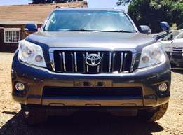 2012 Foreign Used Toyota Land Cruiser Prado Petrol for sale 4,999,000/
