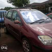 Renault Scenic 2003 stripping for spares