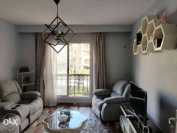 REDY TO MOVE Luxury 2-BHK in Madinaty (Special finish and kitchen) مدينتي -  5
