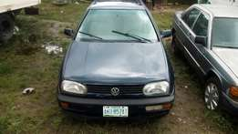 Volkswagen golf3 wagon for sell