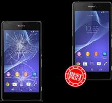 Sony Xperia Z / Z1 / Z2 / Z3 /Z4 Screens Available