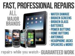Cell phone and laptop Repairs
