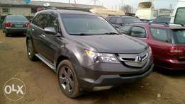 Very Clean Tokunbo Acura MDX 07