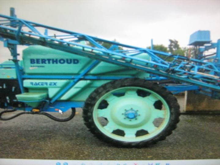 Berthoud racer ex+coupure troncons automatique - 2004