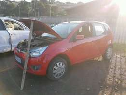 2010 Ford Figo- Accident damaged