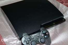 Sony chipped PlayStation 3 Slim chipped machine with 10Games