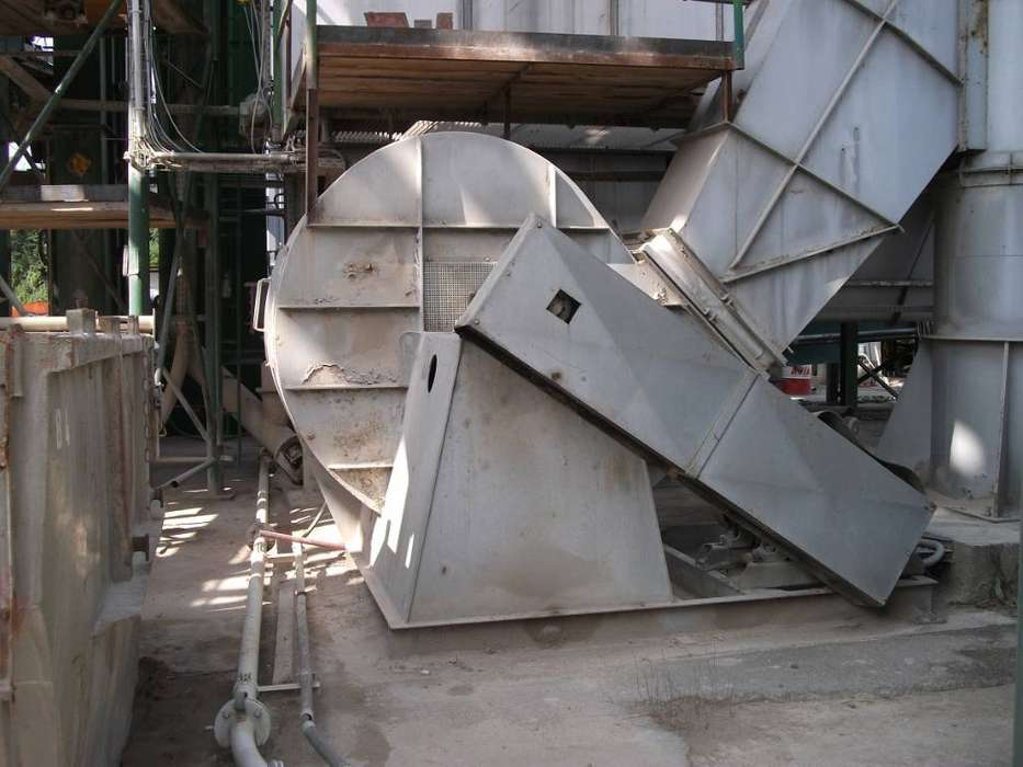 BMD Dust Collector 560 M² - 1987 - image 3